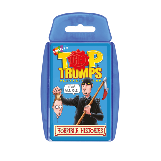 Top Trumps - Horrible History