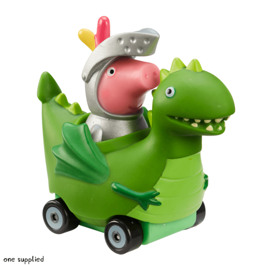 Peppa Pig Mini Buggies - George and Dragon