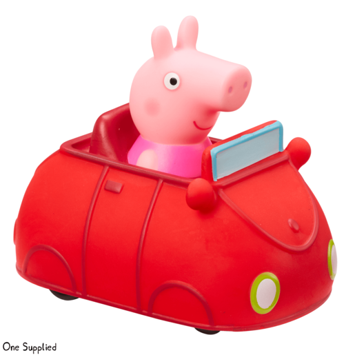 Peppa Pig Mini Buggies - Peppa Pig In Car