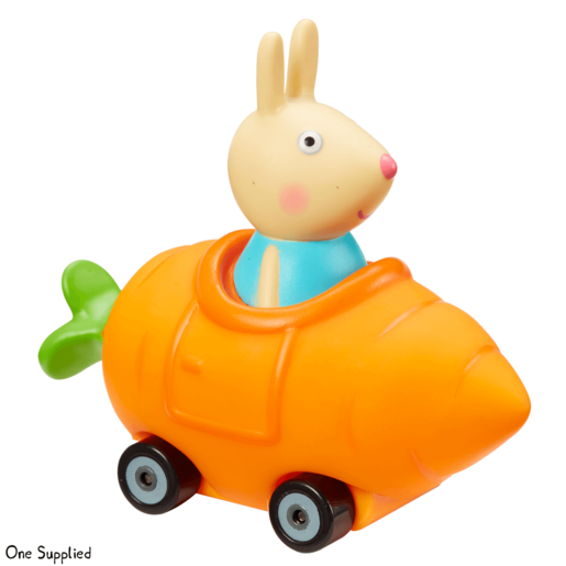 Peppa Pig Mini Buggies - Rebecca In Orange Carrot