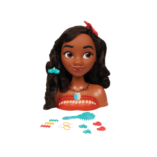 Disney Moana Styling Head