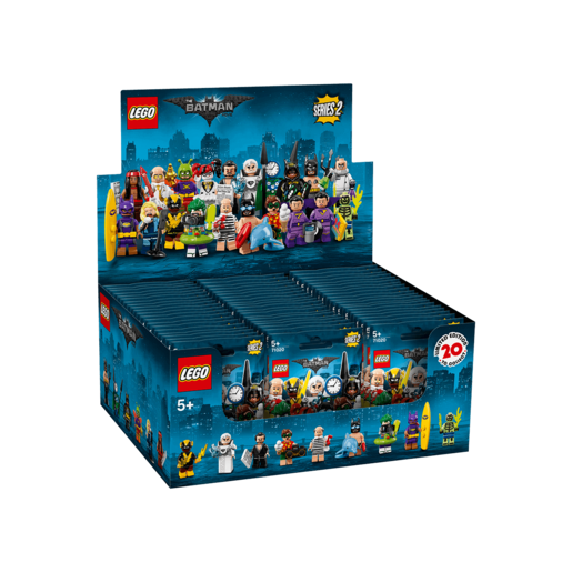 LEGO Batman Movie Minifigures Series 2 Bundle - 60 packs