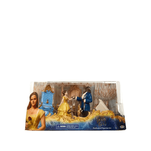 Disney Beauty and The Beast 5 Figure Pack