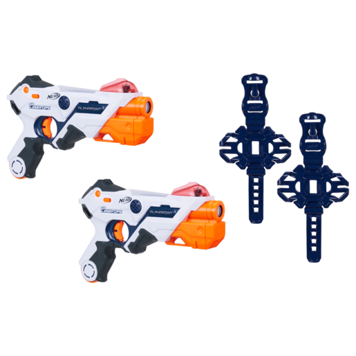 Nerf Laser Ops Pro Alpha Point - 2 Pack