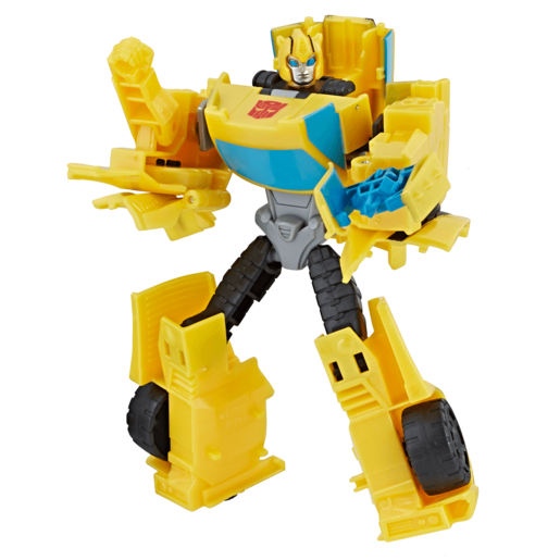 Transformers Cyberverse Warrior Class - Bumblebee