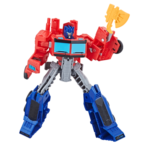 Transformers Cyberverse Warrior Class - Optimus Prime