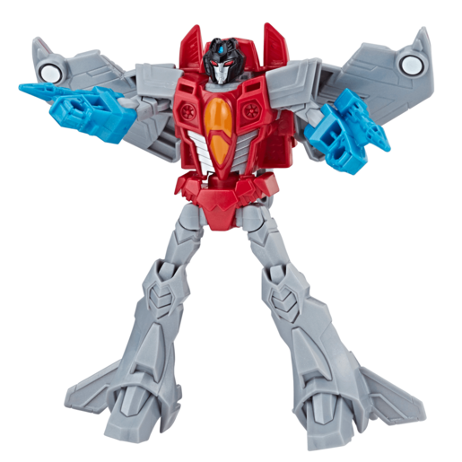 Transformers Cyberverse Warrior Class - Starscream