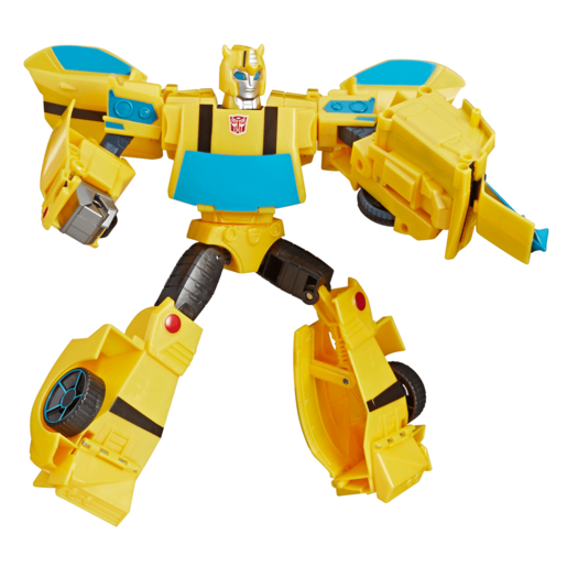 Transformers Cyberverse - Ultimate Class - Bumbleebee