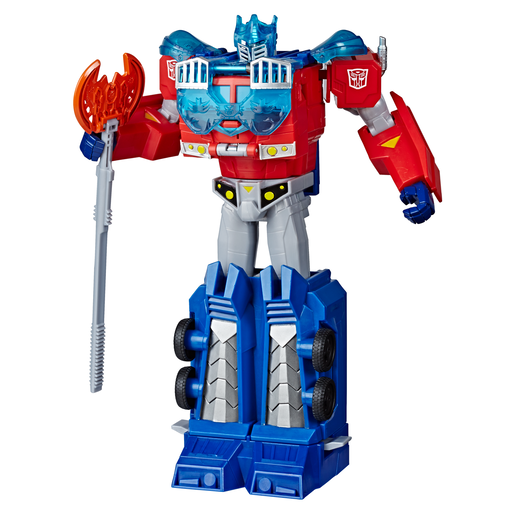 Transformers Bumblebee Cyberverse Adventures - Optimus Prime