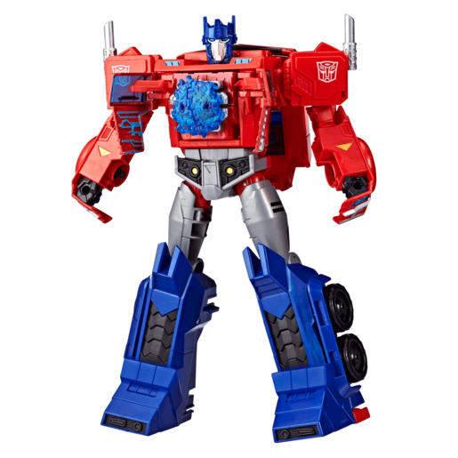Transformers Cyberverse - Ultimate Class - Optimus Prime
