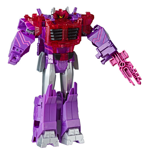 Transformers Cyberverse - Ultimate Class - Shockwave