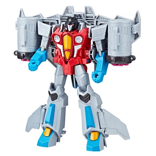 Transformers Cyberverse Ultra Class - Starscream