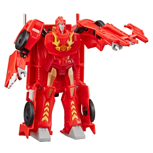 Transformers Cyberverse Ultra Class - Hot Rod