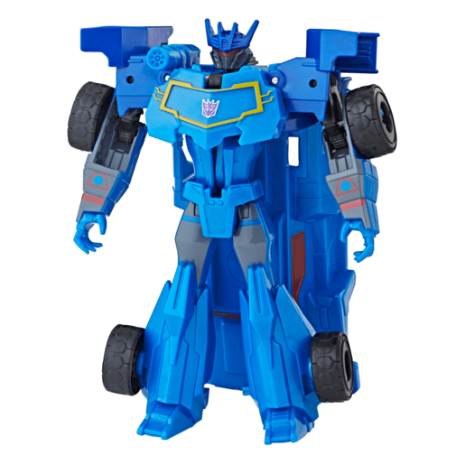 Transformers Cyberverse 1-Step Changer - Soundwave