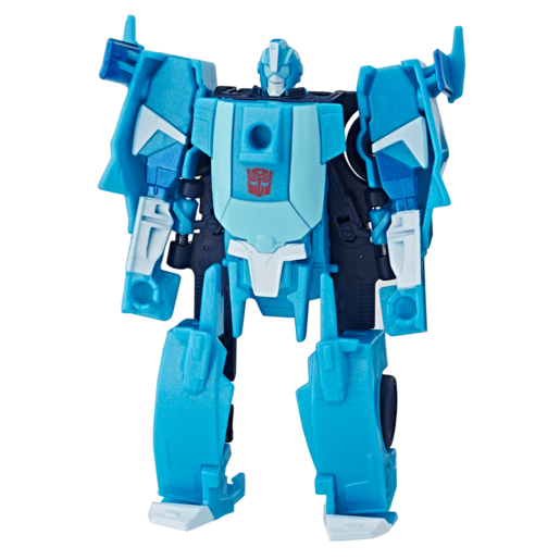 Transformers Cyberverse 1 Step Changer   Blurr
