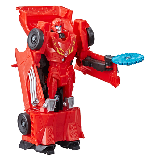 Transformers Cyberverse Fusion Flame - Autobot Hot Rod