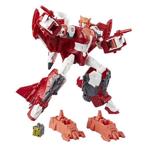 Transformers Generations Power of the Primes Voyager Class Figure - Elita-1