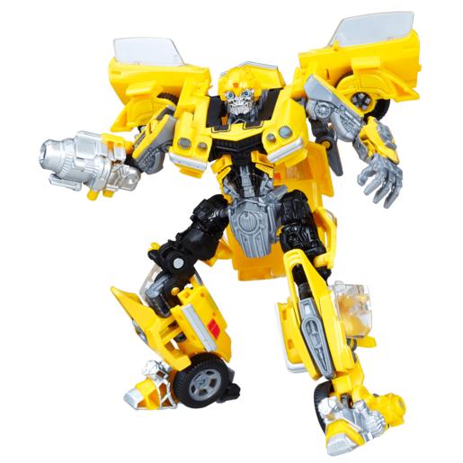 Transformers Studio Series 01 Deluxe Class Movie 1 - Bumblebee