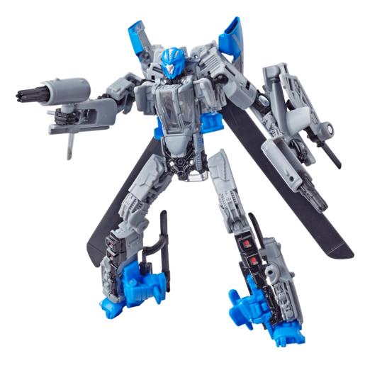 Transformers Studio Series 22 Deluxe Class Bumblebee - Dropkick