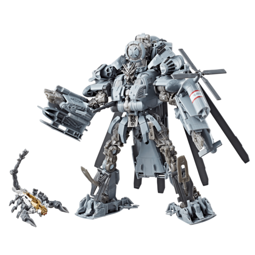 Transformers Studio Series 08 Leader Class Movie 1 - Decepticon Blackout