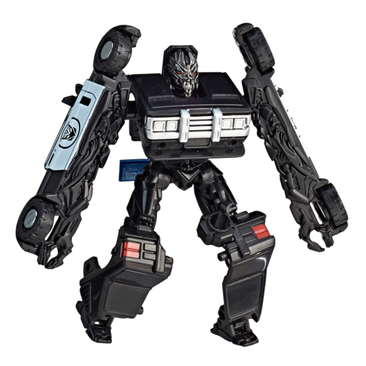 Transformers: Bumblebee - Energon Igniters Speed Series - Barricade