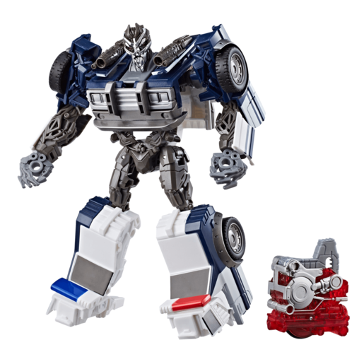 Transformers: BumbleBee - Energon Igniters- Barricade
