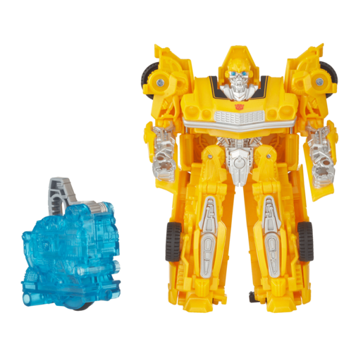 Transformers: Bumblebee - Energon Igniters Power Plus Series - Bumblebee (Camaro)