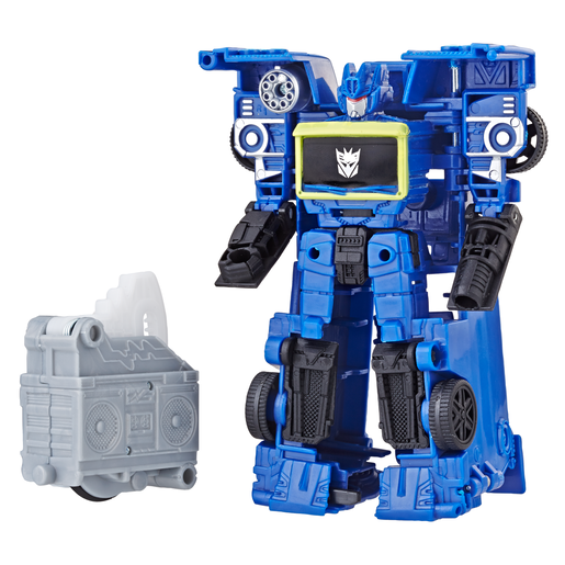 Transformers: Bumblebee - Energon Igniters Power Plus Series - Soundwave