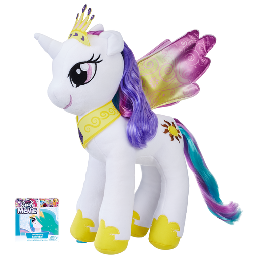 My Little Pony The Movie Large Plush Toy - Princess Celestia