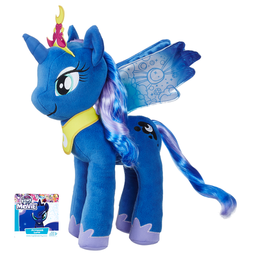 My Little Pony The Movie Large Plush Toy - Princess Luna