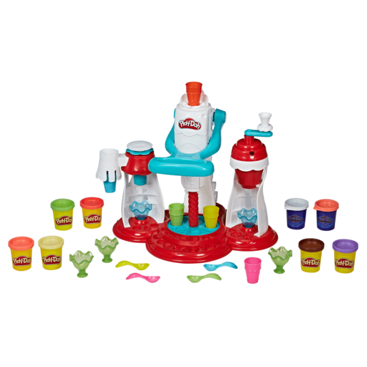 Play-Doh Kitchen Creations - Ice Cream Station