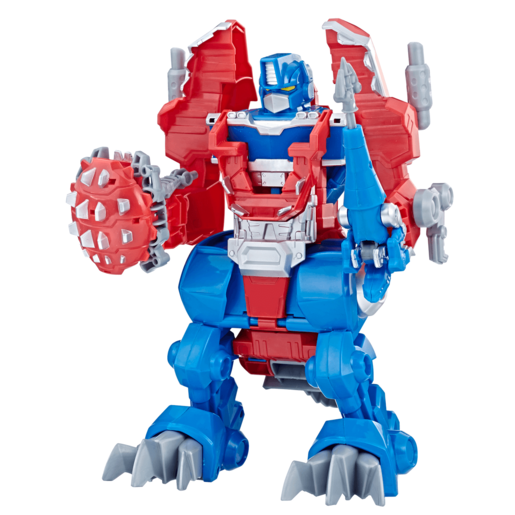 Playskool Heroes Transformers Rescue Bots - Knight Watch Optimus Prime