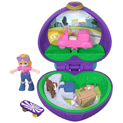 Polly Pocket Tiny Pocket World - Picnic Set