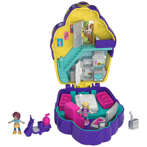Polly Pocket World Cupcake Playset