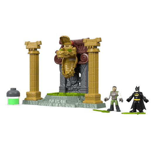 Fisher-Price Imaginext DC Super Friends Batman Ooze Pit Playset
