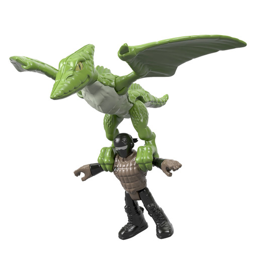Imaginext Jurassic World Basic Figures - Pterodactyl