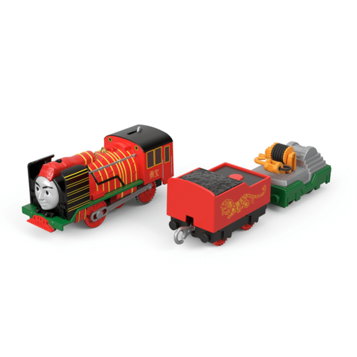 Fisher-Price Thomas & Friends TrackMaster - Yong Bao Rescue