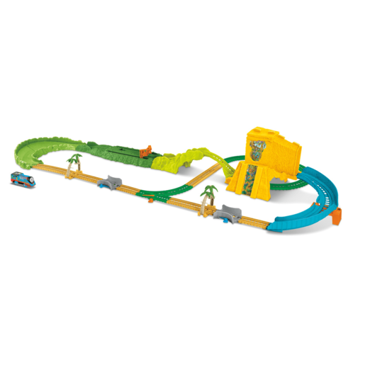 Fisher-Price Thomas & Friends TrackMaster - Turbo Jungle Playset