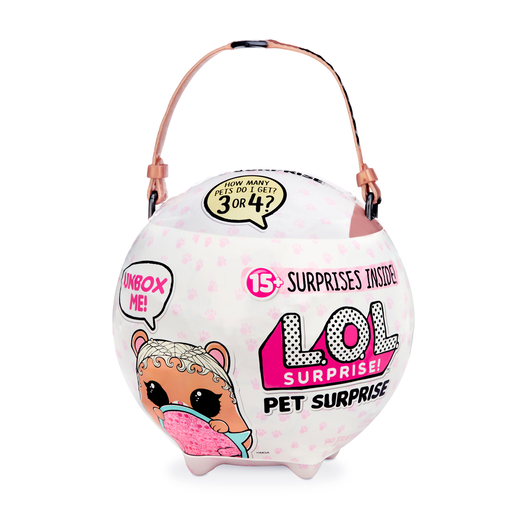 L.O.L Surprise! Biggie Pets - Hamster