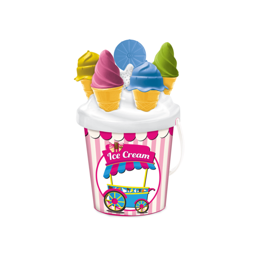 Ice Cream Bucket Set 17cm