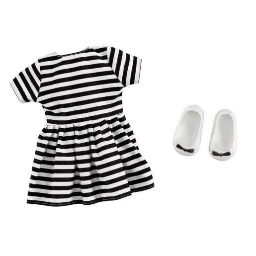 B Friends Breton Stripe Dress