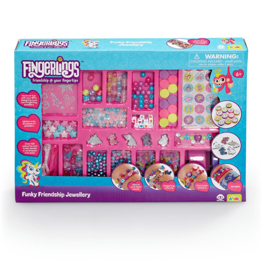 Fingerlings Funky Friendship Jewellery