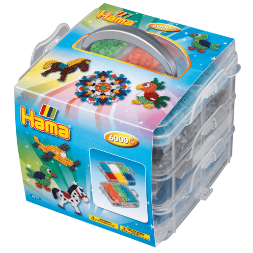 Hama 6,000 Bead Studio Kit