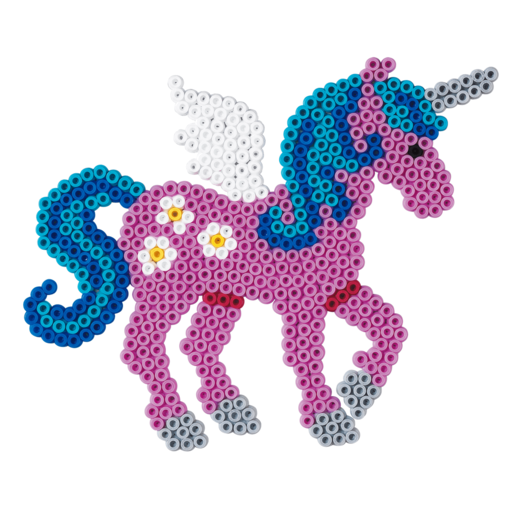Hama Unicorn & Horse Kit