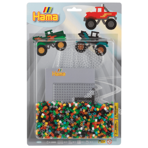 Hama Cars & Trucks Kit