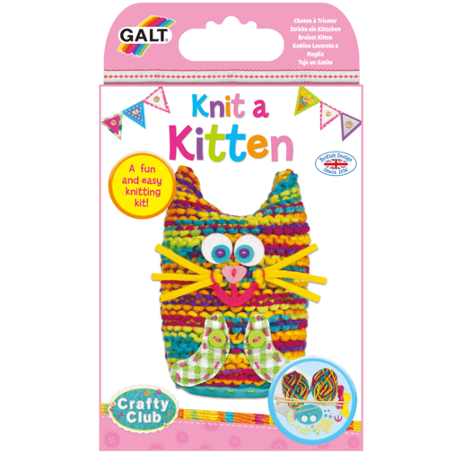 Galt Knit a Kitten