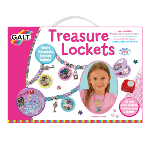 Galt Treasure Lockets