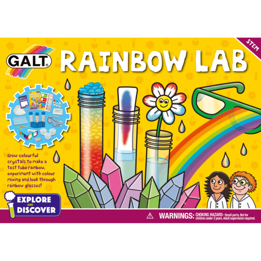 Galt Rainbow Lab Game
