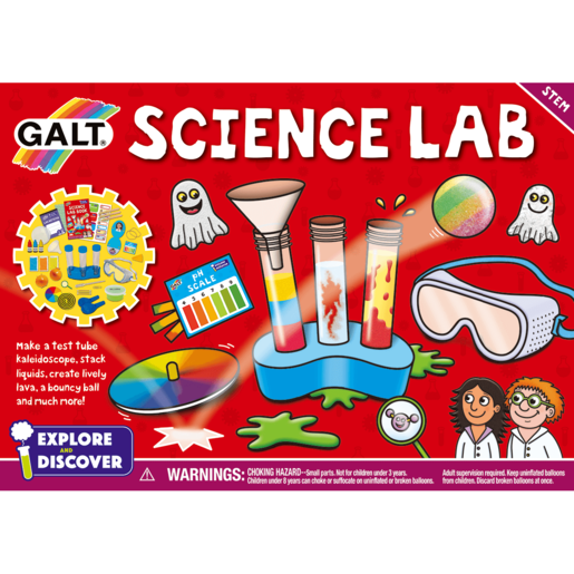 Galt Science Lab Game