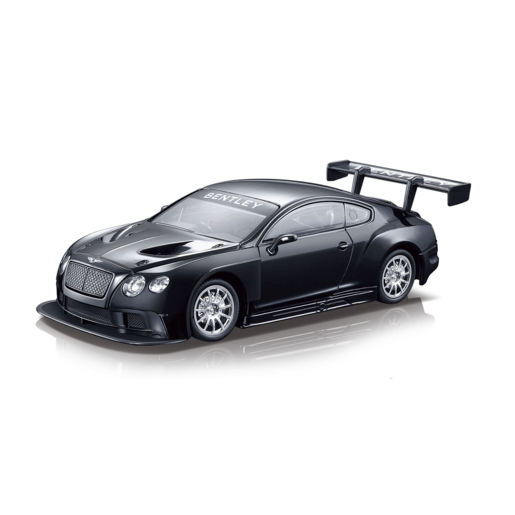 Braha 1:24 Scale Bentley Friction Car - Black from TheToyShop